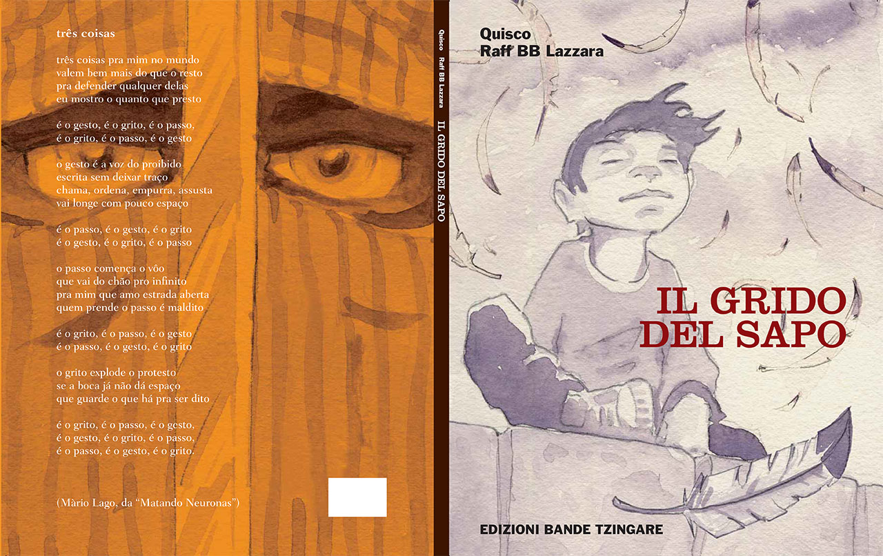 Il Grido del Sapo - Quisco, Raffaele BB Lazzara