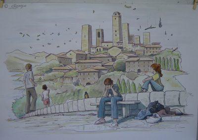 reciclaggio -QUISCO © 2017 Giudo Carrara