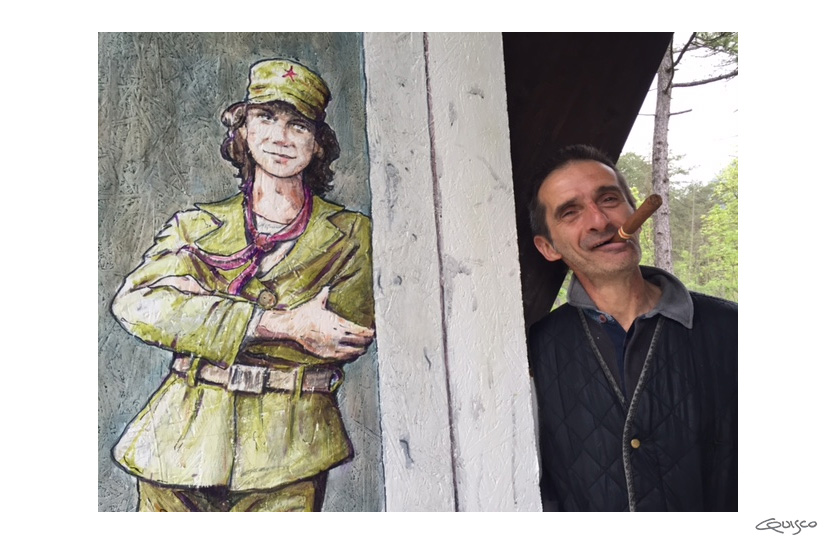 Guido Carrara alias Quisco