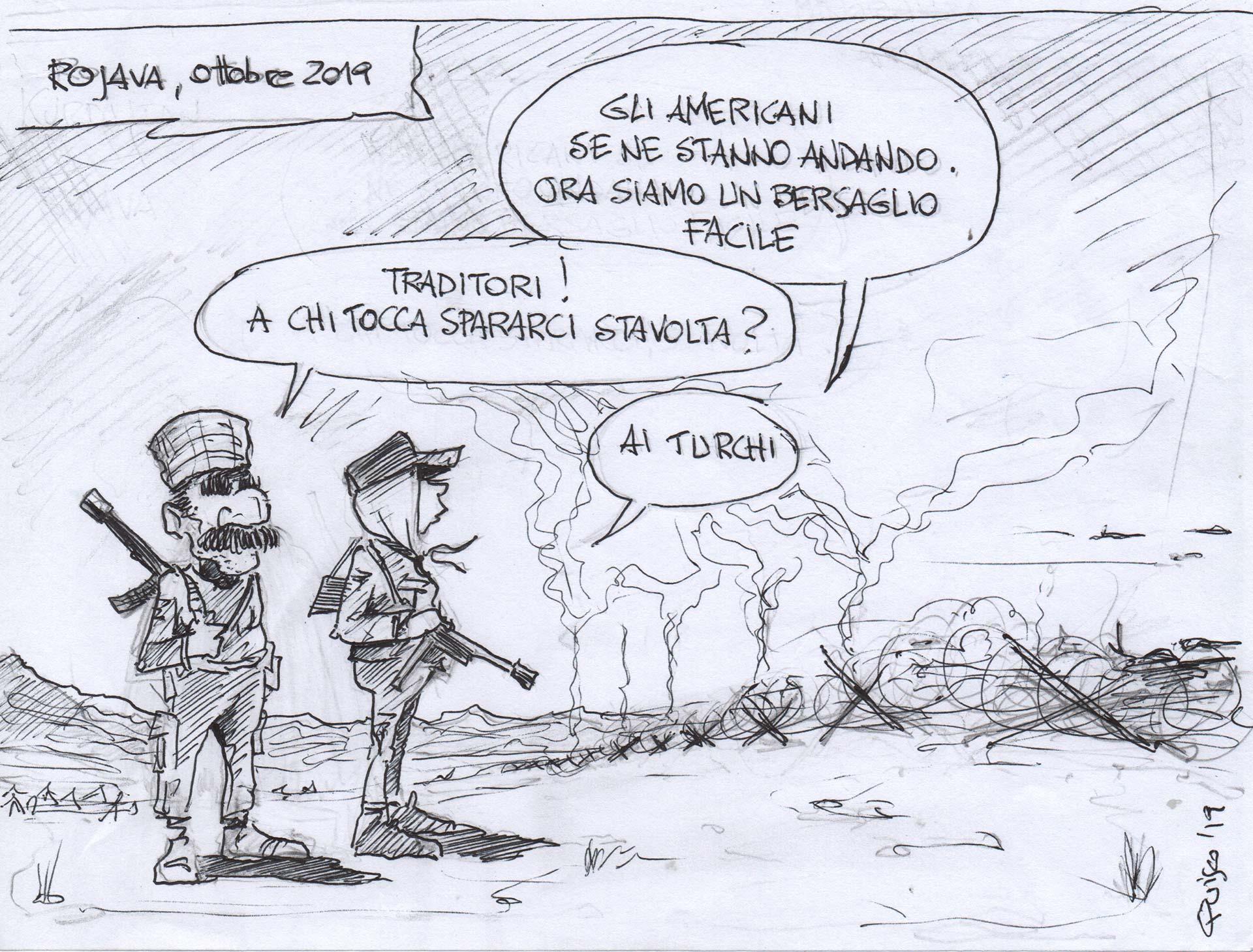 Vignetta di Quisco © Guido Carrara