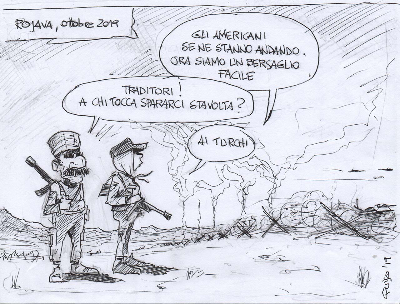 Vignetta di Quisco © Guido Carrara