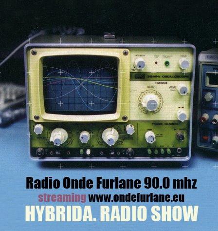 A Radio Onde Furlane, Lunedì 30 Gennaio con Hybrida Radioshow