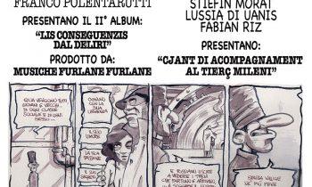 Trastolons e Rive No Tocje, il 21 Gennaio, Poesia e Musica Friulana e Babelica a Montereale Valcellina