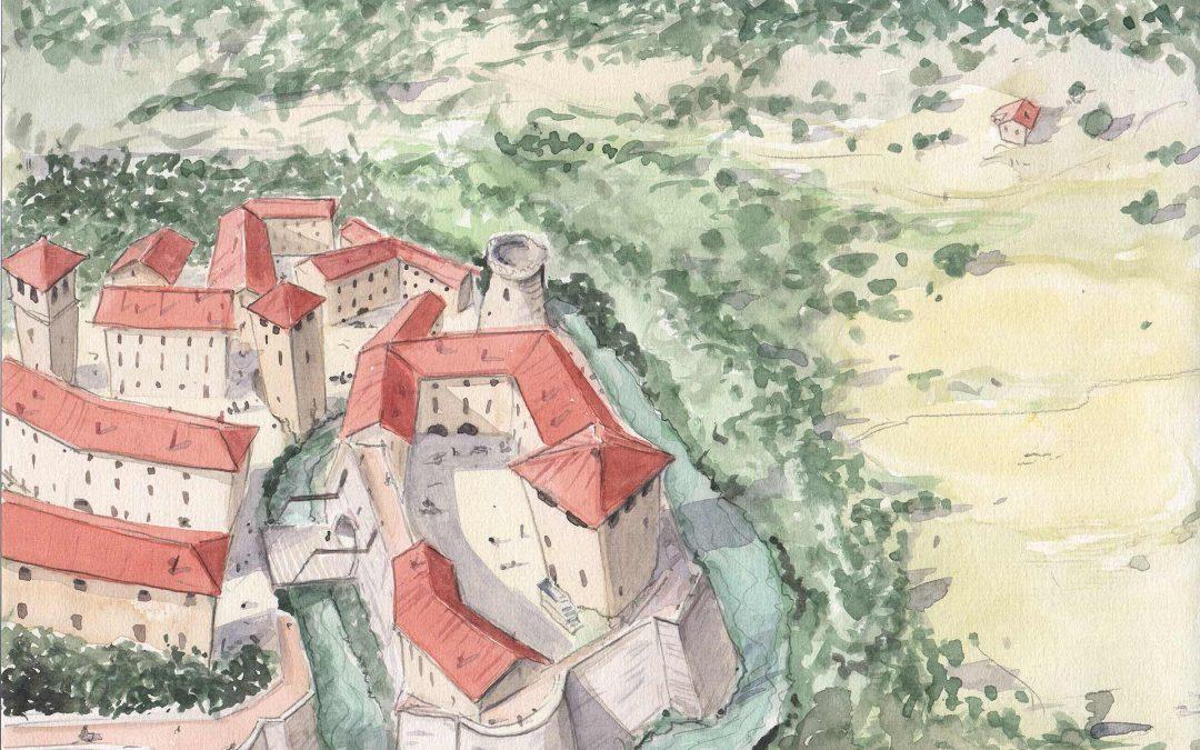 La Becjarie – La Leggenda del Crut di Voleson